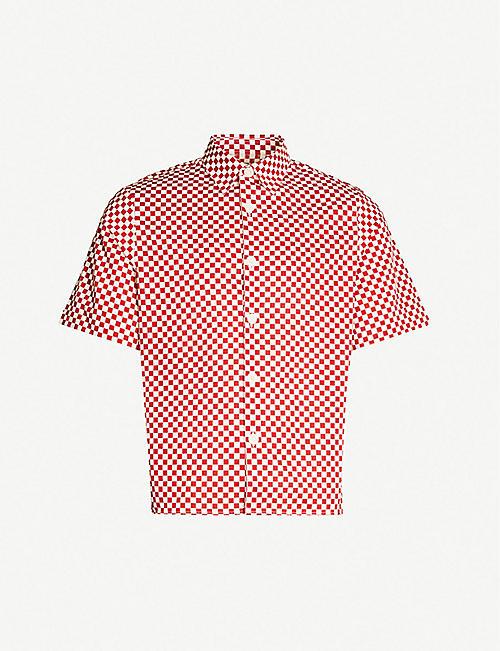 bf12479de Short-sleeved - Casual Shirts - Shirts - Clothing - Mens ...