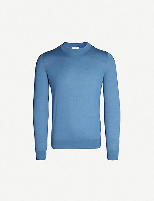 6d1e60b849f SANDRO Fine-knit wool jumper