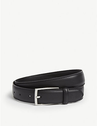 SANDRO: Leather belt