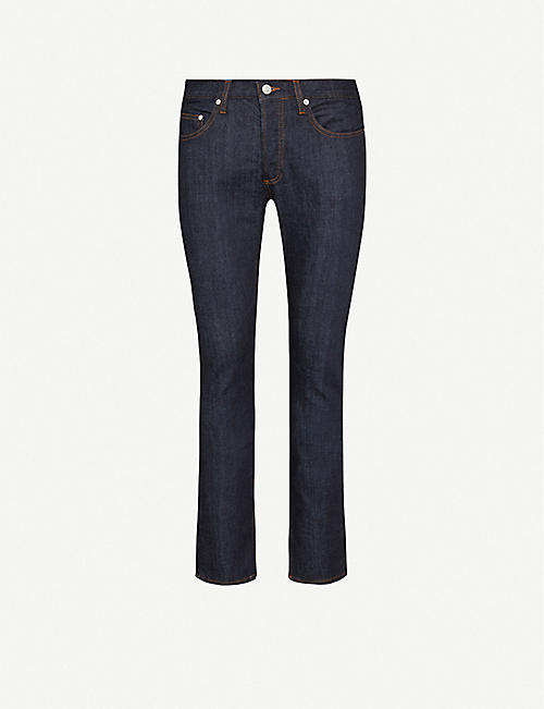 SANDRO Regular-fit tapered jeans