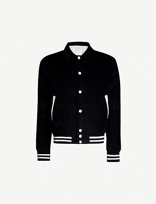 69700030c1321d SANDRO - Bomber jackets - Coats   jackets - Clothing - Mens ...