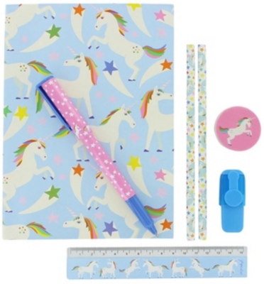 PAPERCHASE Us stationery set unicorn star