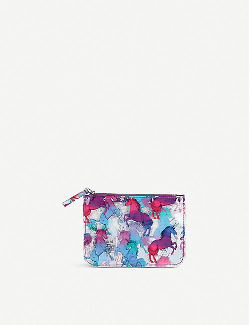PAPERCHASE Unicorn coin purse