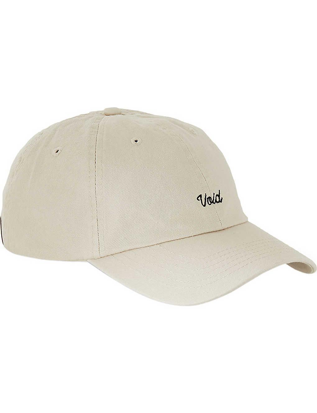 921ac1e0d TOPMAN - Void strapback cap | Selfridges.com