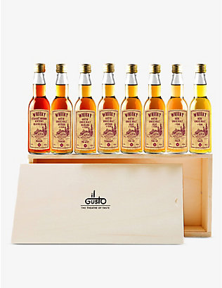 IL GUSTO: Miniature Whisky gift set