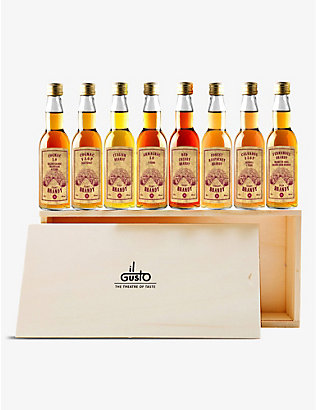 IL GUSTO: Miniature Brandy gift set