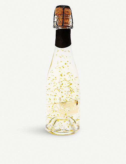 IL GUSTO: Gold Cuvée with 22-carat gold flakes 200ml