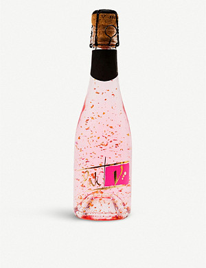 IL GUSTO Sparkling 22ct gold flake pink vodka 200ml