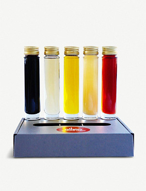 IL GUSTO Premium vinegars set of five