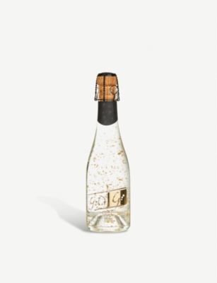 IL GUSTO Sparkling 22ct gold flake gin 200ml