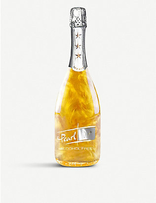IL GUSTO: Pearl Cuvee alcohol-free sparkling wine 750ml