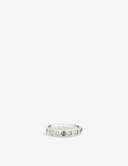 f3811da718bc DE BEERS - Rings - Fine Jewellery - Jewellery   Watches - Selfridges ...