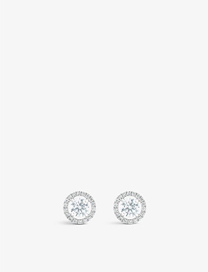 DE BEERS My First De Beers Aura Stud Earrings