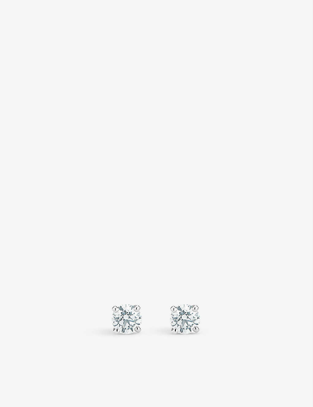 DE BEERS: My First De Beers Classic Stud earrings