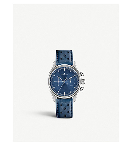 Zenith C805 Chronomaster El Primero stainless steel watch