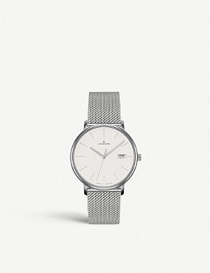 JUNGHANS 047/4851.44 Form Damen stainless steel watch