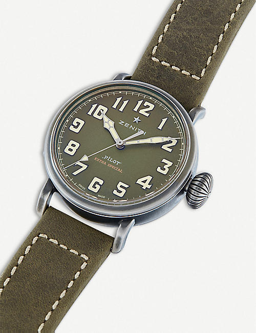 ZENITH 11.1940.679/63.C800 Pilot Type 20 Extra Special automatic watch