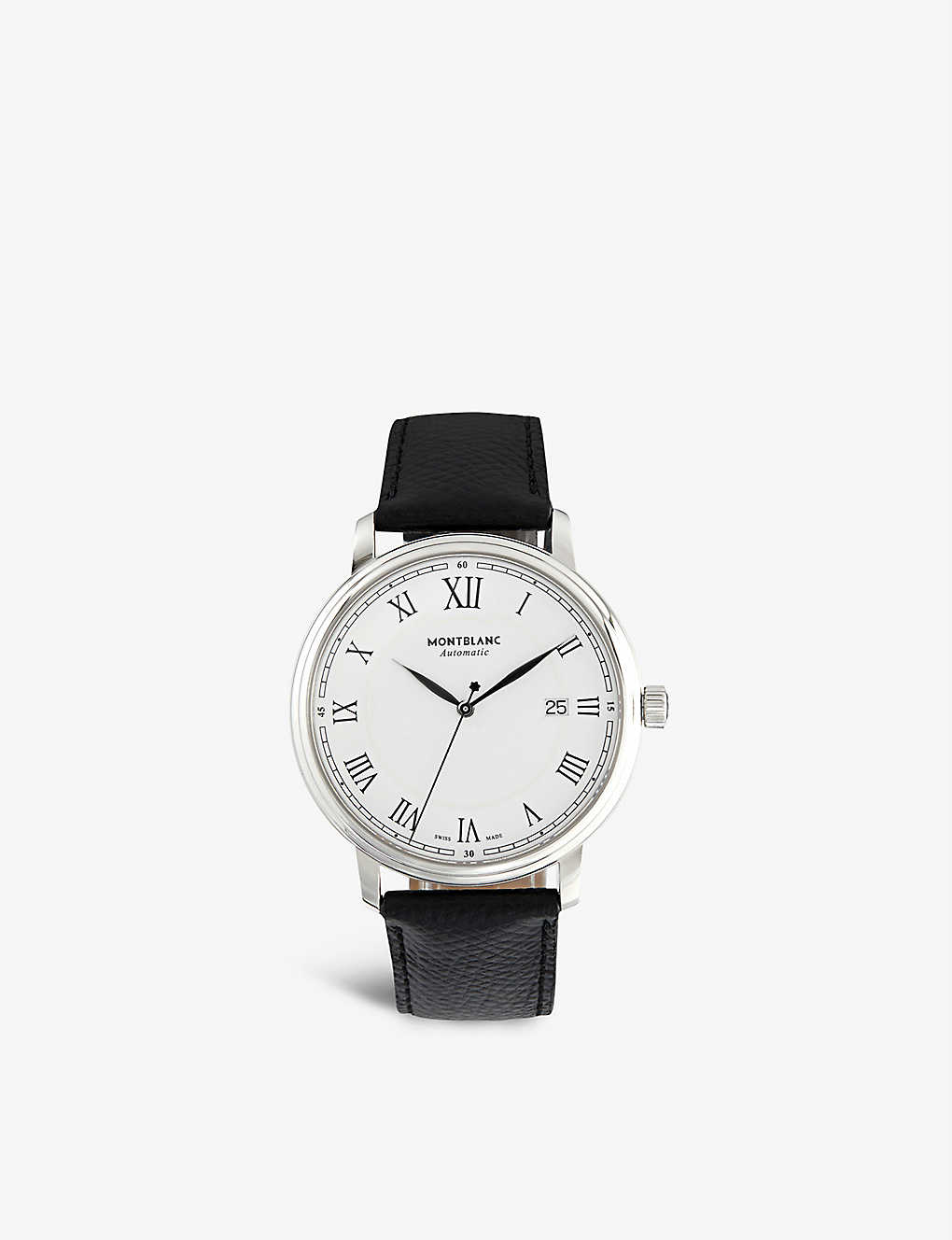 MONTBLANC: Tradition Date Automatic 112609 watch