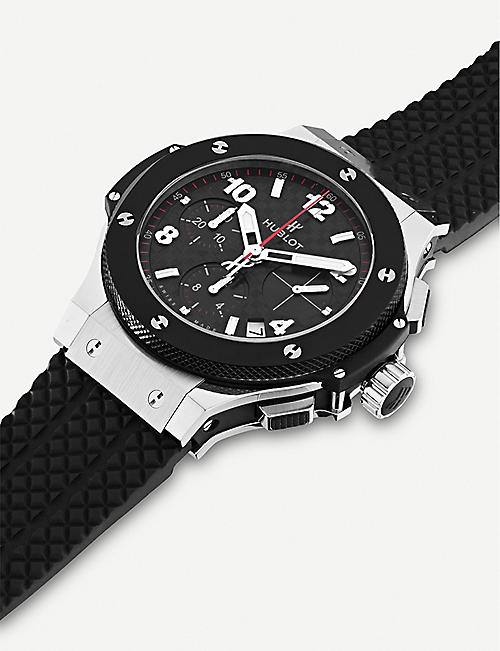 HUBLOT 341.SB.131.RX big bang stainless steel watch