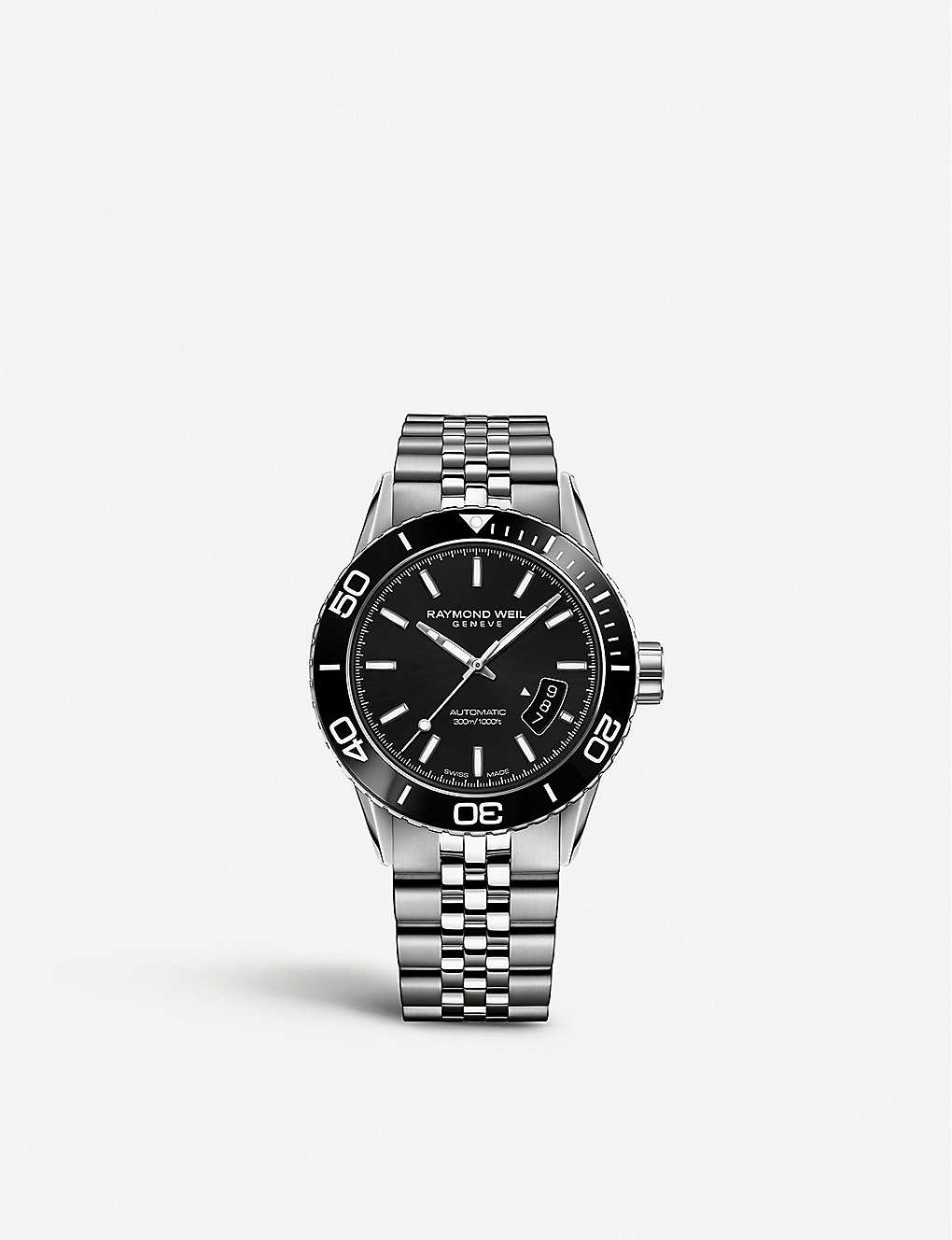 Raymond Weil 2760st120001 Freelancer Diver Automatic Stainless
