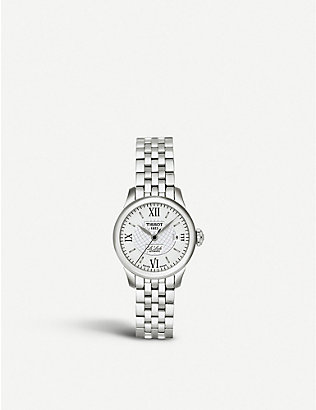 TISSOT: T41.1.483.33 Le Locle stainless steel watch