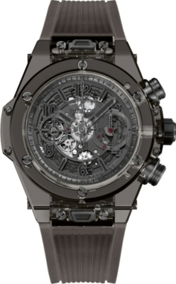 HUBLOT 411.JB.4901.RT Big Bang Unico sapphire watch