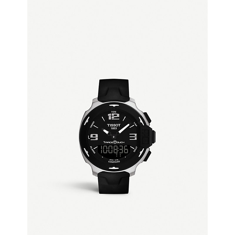 Tissot T081.420.17.057.01 T-Race Touch watch