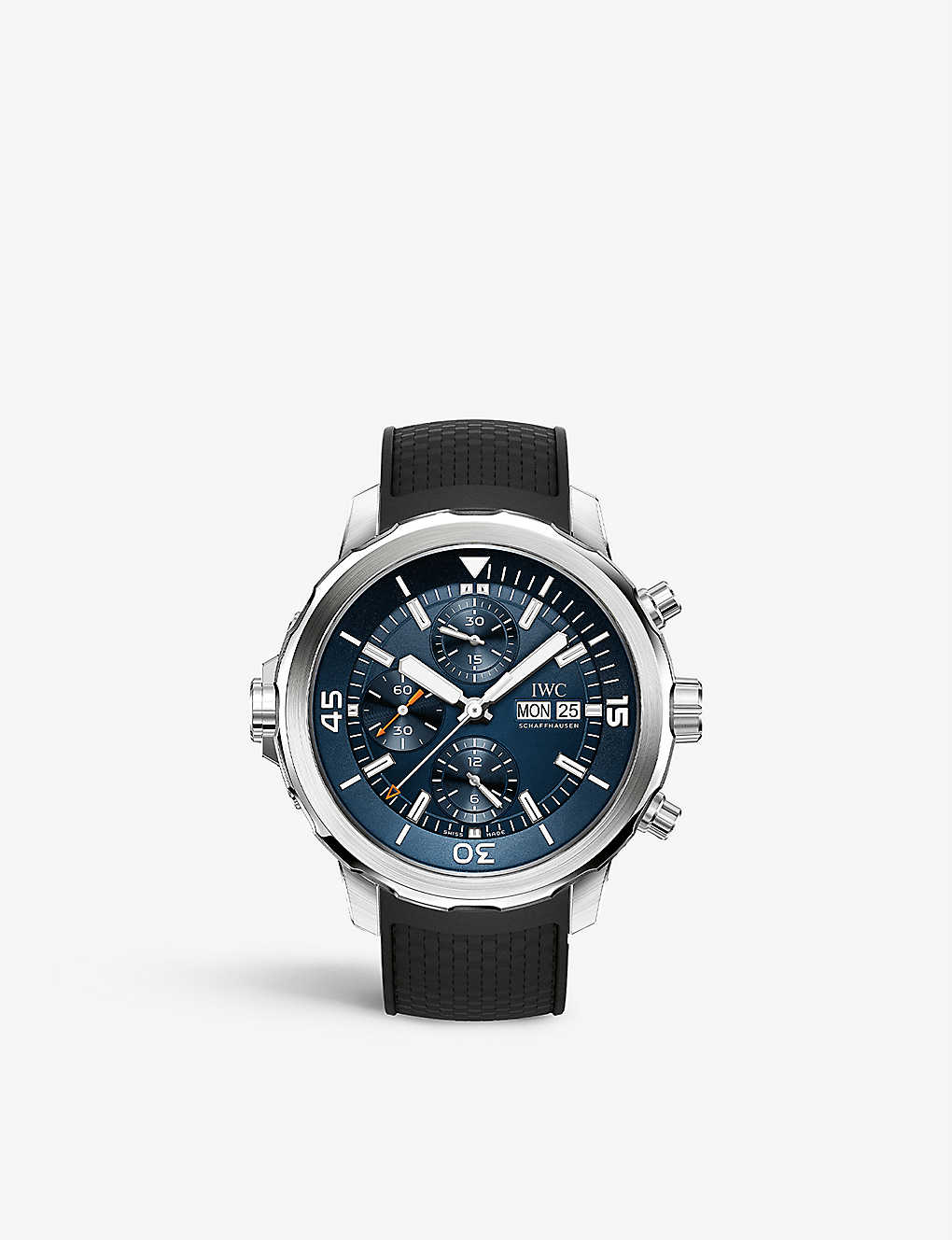 IWC SCHAFFHAUSEN: IW376805 aquatimer cousteau watch