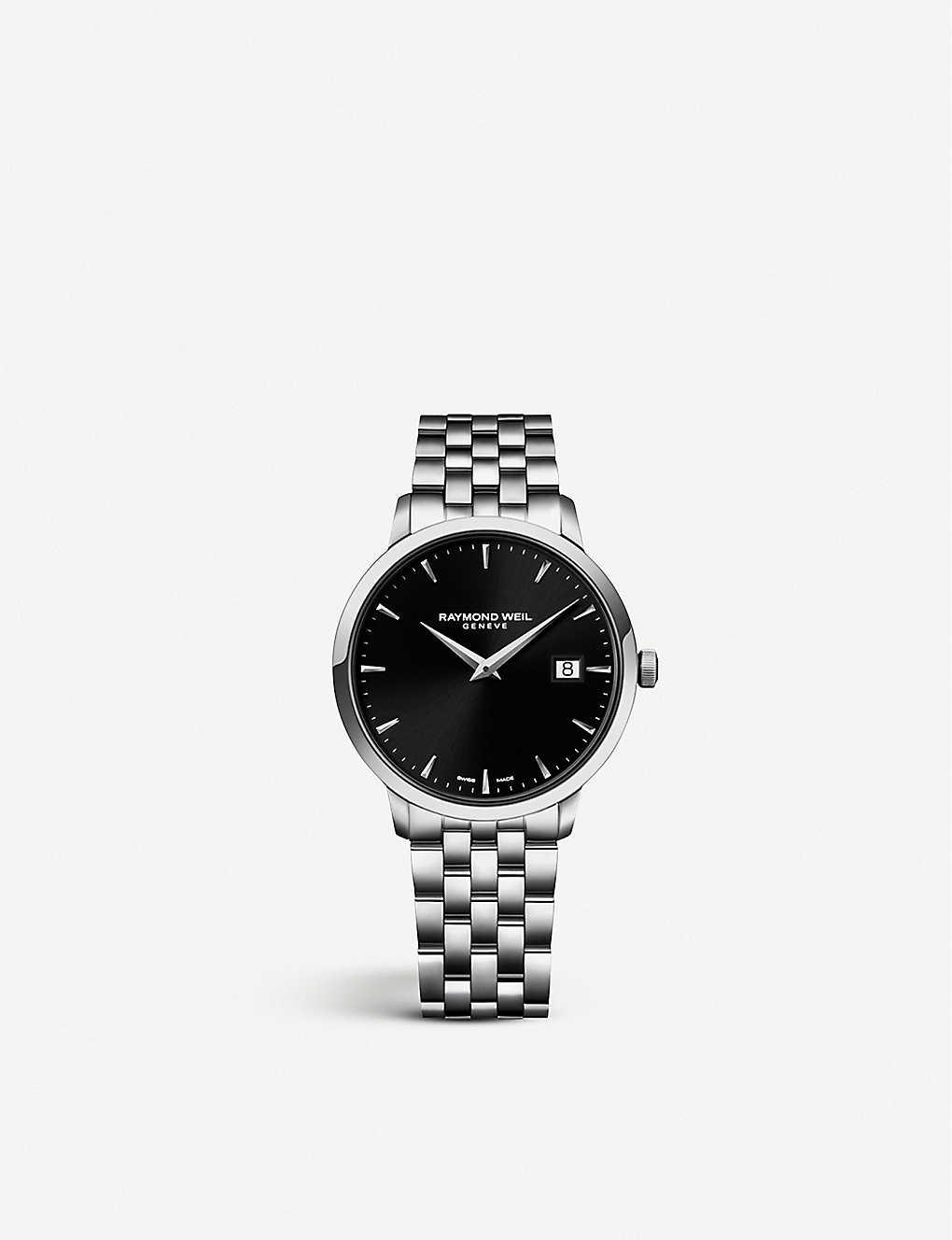 Raymond Weil 5488 St 20001 Toccata Stainless Steel Watch