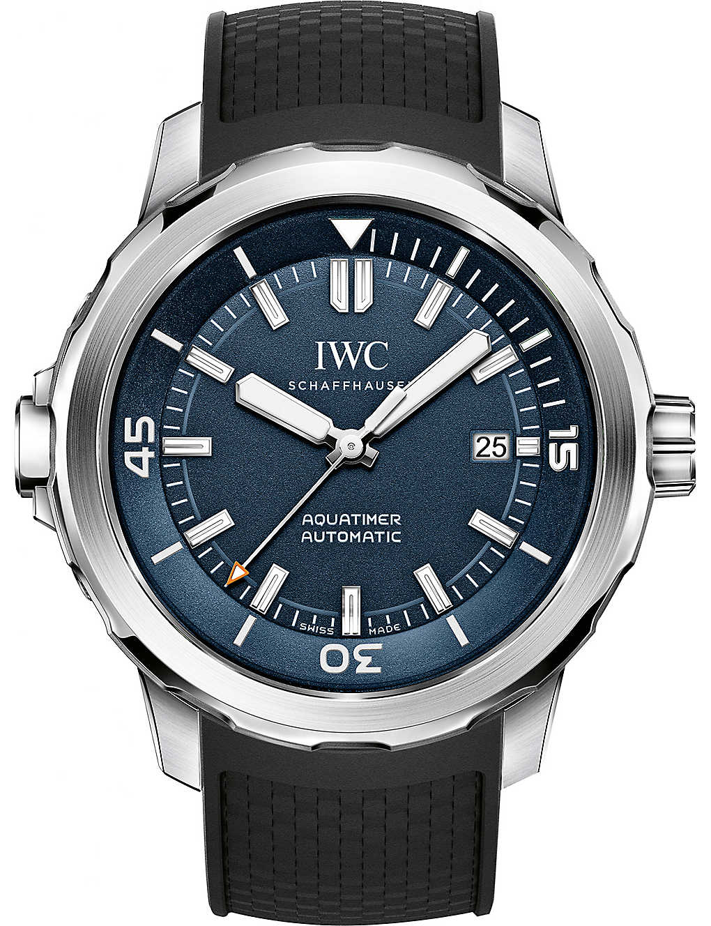 IWC SCHAFFHAUSEN: IW329005 Aquatimer Cousteau watch