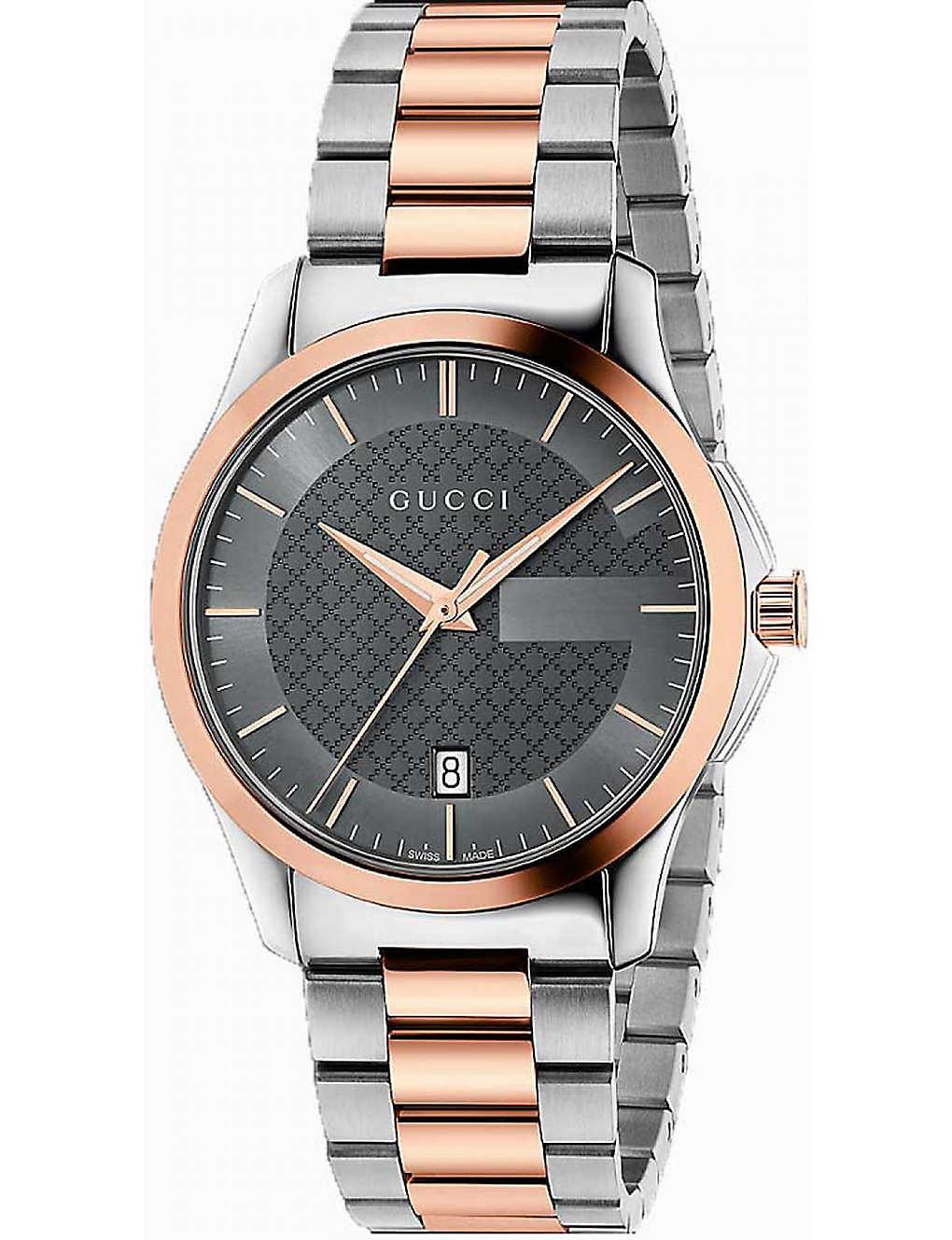9f2f43f2964 GUCCI - YA126527 G Timeless watch
