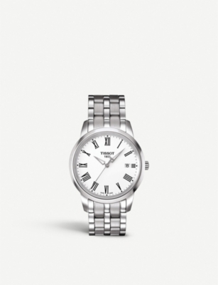 TISSOT T033.410.11.013.01 Classic Dream stainless steel watch