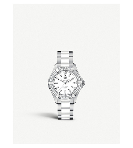 Tag Heuer WAY131F.BA0914 aquaracer watch