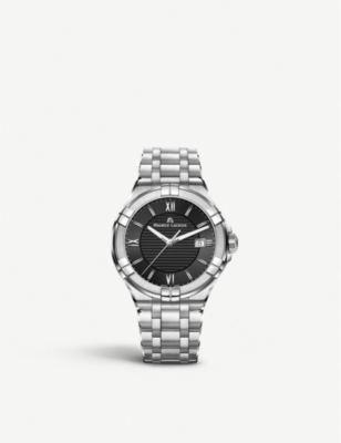 MAURICE LACROIX AI1006-SS002-330-1 Aikon stainless steel watch