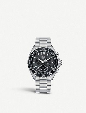 TAG HEUER CAZ1011.BA0842 Formula 1 stainless steel chronograph watch