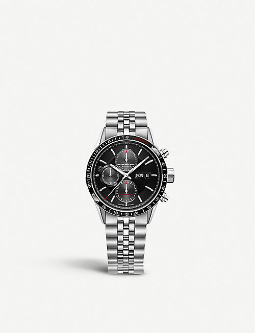 RAYMOND WEIL 7731-ST265655 Freelancer stainless steel watch