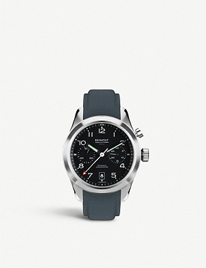 BREMONT Arrow The Armed Forces automatic stainless-steel watch