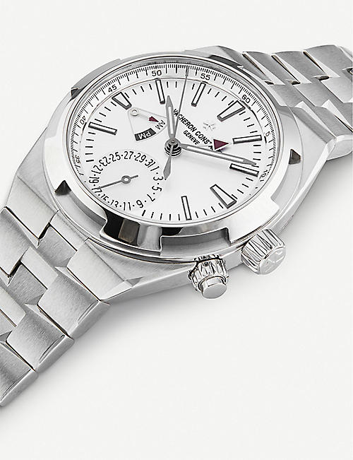VACHERON CONSTANTIN 7900V/110A-B333 Overseas stainless steel watch