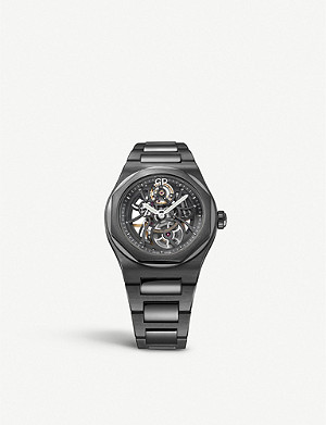 GIRARD-PERREGAUX 810153200132A Laureato ceramic watch