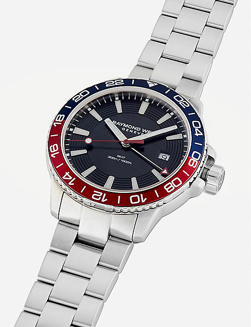 RAYMOND WEIL 8280ST220001 Tango Diver stainless steel watch