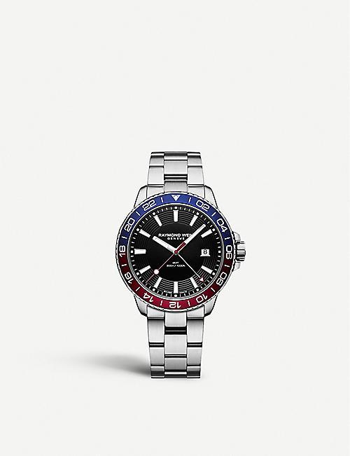 e9fefe3e2a4 RAYMOND WEIL 8280ST220001 Tango Diver stainless steel watch