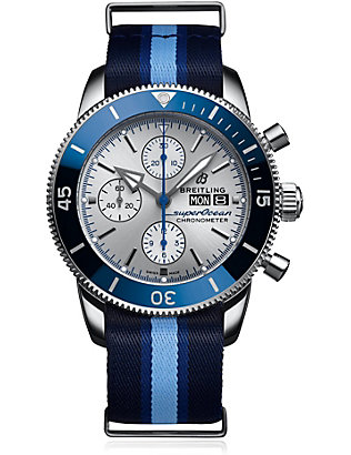 BREITLING: A1331/31A1/G1W1 Superocean Heritage Ocean Conservancy Limited Edition