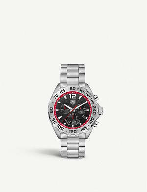 TAG HEUER CAZ101Y.BA0842 Formula 1 stainless steel watch