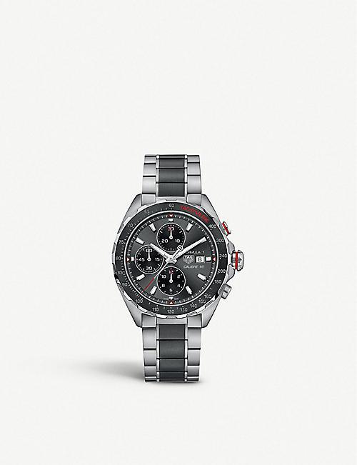 Watches - Accessories - Mens - Selfridges   Shop Online 9107baae4a83