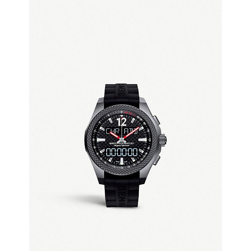 BREITLING | EB552022/BF47/285S/E20DSA.2 Bentley Supersports B55 Watch | Goxip