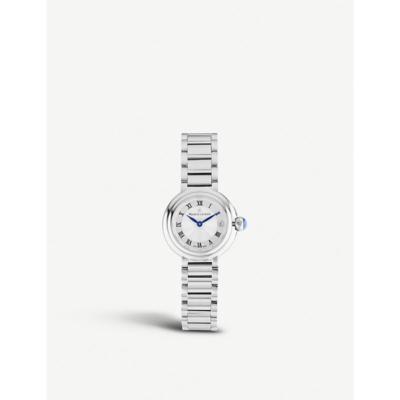 MAURICE LACROIX Fa1003-Ss002-110-1 Fiaba Stainless Steel Watch