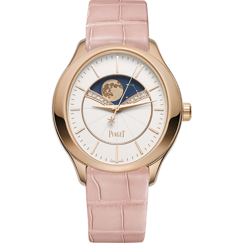 PIAGET | G0A40110 Limelight Stella Rose Gold Watch | Goxip