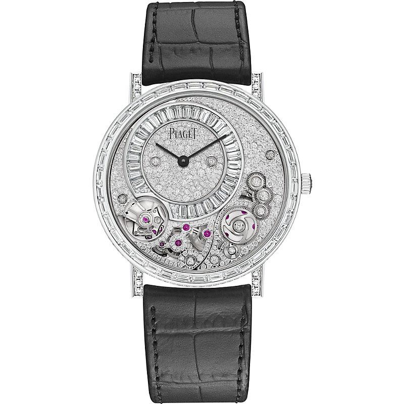 PIAGET | G0A41122 Altiplano White-Gold Diamond Watch | Goxip