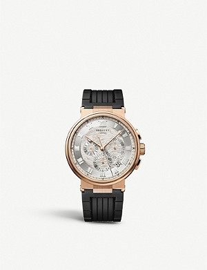BREGUET G5527BR125WV Marine rose gold watch