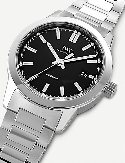 IWC SCHAFFHAUSEN IW357002 Ingenieur stainless steel watch